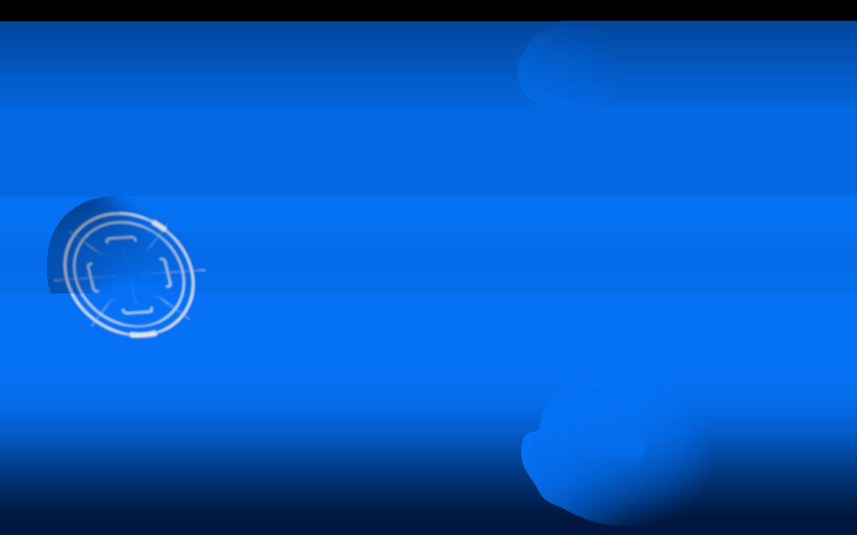 Background Circle Blue