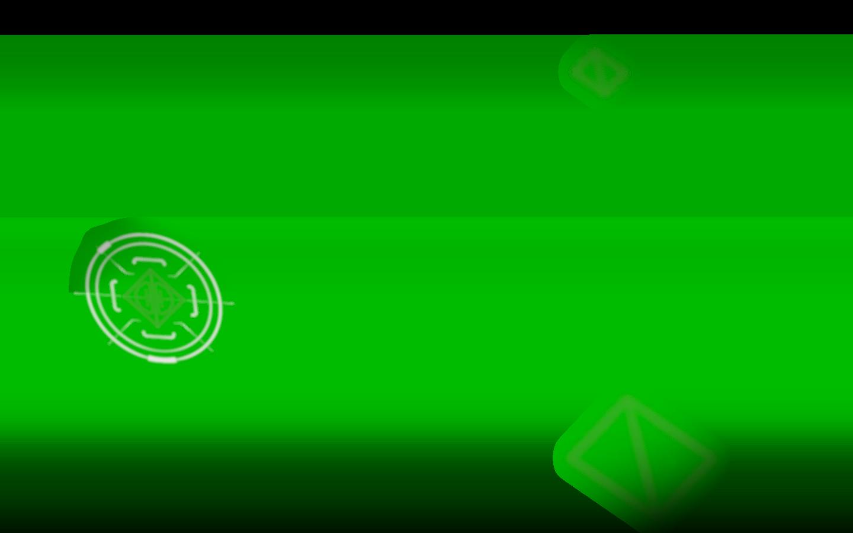 Background Circle Green